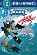 DC Super Friends Shark Attack Yr SC (C: 1-1-0)