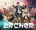 Art of Archer HC (C: 0-1-0)
