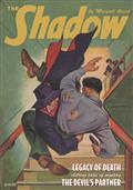 Shadow Double Novel Vol 113 Legacy Death & Devils Partner
