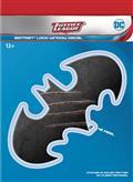 DC Justice League Batman Dimensional Logo Vinyl Decal (C: 1-