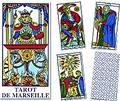 Tarot De Marseille By Jodorowsky Tarot Deck (C: 1-1-2)