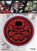 Marvel Avengers Hydra Logo Vinyl Decal (C: 1-1-1)