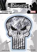 Marvel Knights Punisher Logo Vinyl Decal (C: 1-1-1)