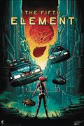 The Fifth Element Dan Mumford Art Print (C: 1-1-1)