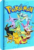 Pokemon Group Logo Hardcover Journal (C: 1-1-1)
