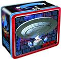 Star Trek Next Generation Enterprise Large Lunch Box (C: 1-1