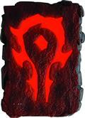 Warcraft Horde Symbol Power Bank (C: 0-1-2)