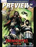 Previews #351 December 2017 * Includes A Free Marvel Previews And Image Plus *Special Discount*