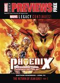 Marvel Previews Vol 04 #5 December 2017 Extras (Net) *Special Discount*