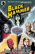Black Hammer Giant Sized Annual #1