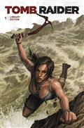 Tomb Raider Library Edition HC Vol 01 (C: 1-0-0) *Special Discount*