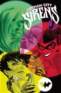 Harley Quinn & The Gotham City Sirens Omnibus HC *Special Discount*