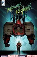 Transformers vs The Visionaries #1 (of 5) 10 Copy Incv (Net)