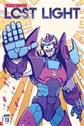 Transformers Lost Light #13 Cvr A Lawrence