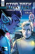 Star Trek Boldly Go #15 Cvr A Shasteen