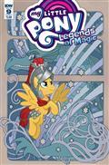 My Little Pony Legends of Magic #9 Cvr A Fleecs