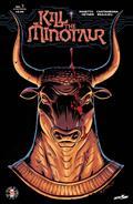 Kill The Minotaur #1 2Nd PTG (MR)