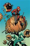 Spider-Man Deadpool #25 Leg