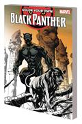 Color Your Own Black Panther TP *Special Discount*