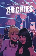 Archies #3 Cvr A Reg Smallwood
