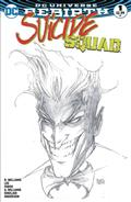 Suicide Squad #1 Aspen B&W Var Set *Allocations May Occur*