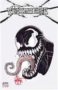 DF Venomverse #1 Haeser Sgn Remark (C: 0-1-2)