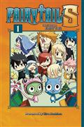Fairy Tail S GN Vol 01 (of 2) Tales From Fairy Tail (C: 1-1- *Special Discount*