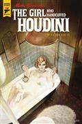 Minky Woodcock Girl Who Handcuffed Houdini #2 Cvr A Dalton