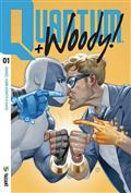Quantum & Woody (2017) #1 Cvr A Tedesco *Special Discount*