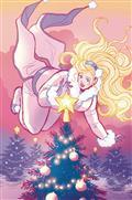 Faiths Winter Wonderland Special #1 Cvr B Ganucheau