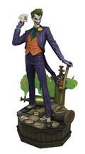 DC Super Powers Coll Joker Maquette (Net) (C: 1-1-2)