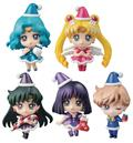 Sailor Moon Petit Chara Christmas Special Fig Set (C: 1-1-2)
