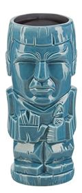 Star Trek Mr Spock Geeki Tiki Glass (C: 1-1-0)