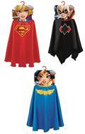 DC Superhero Girls Cape Asst (Net) (C: 1-1-2)