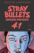 Stray Bullets Sunshine & Roses #41 (MR)