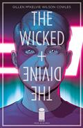 Wicked & Divine #40 Cvr A Mckelvie & Wilson (MR)