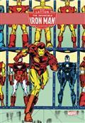 Bob Laytons Iron Man Artist Select HC (Net) (C: 0-1-2)