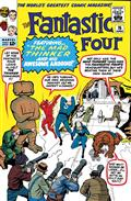 True Believers Fantastic Four Mad Thinker Droid #1