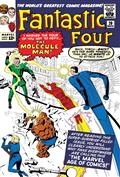 True Believers Fantastic Four Molecule Man #1