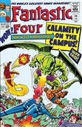 True Believers Fantastic Four Dragon Man #1