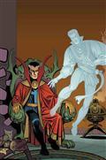 Defenders Doctor Strange #1 Ditko Remastered Var