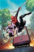 Superior Spider-Man #1 Lupacchino Var