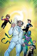 Infinity Wars Infinity Warps #2 (of 2)