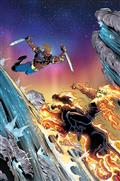 Infinity Wars Ghost Panther #2 (of 2)