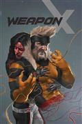 Weapon X #27