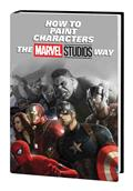 HOW-TO-PAINT-CHARACTERS-MARVEL-STUDIOS-WAY-HC