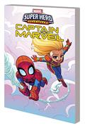 Marvel Super Hero Adventures GN TP Captain Marvel