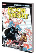 Moon Knight Epic Collection TP Final Rest