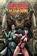 Vampirella Reanimator #1 Cvr A Desjardins