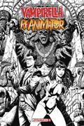 Vampirella Reanimator #1 20 Copy Desjardins B&W Incv (Net)